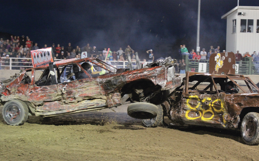 Demolition Derby Returns To Kremmling This Weekend Grand Gazette